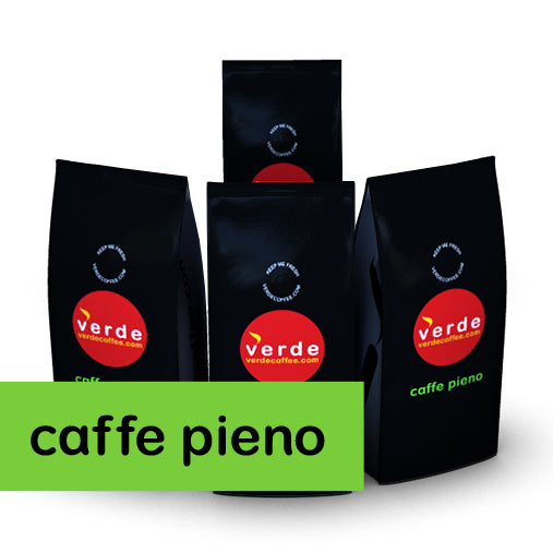 Cafe Pieno Coffee Beans
