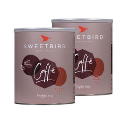 Sweetbird Caffe Frappe Mix 2 x 2kg