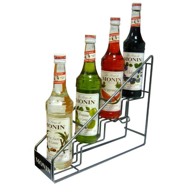 Display Stand for Monin Syrups