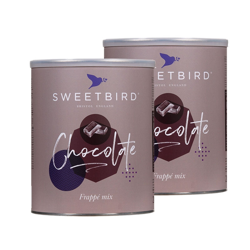 Sweetbird Chocolate Frappe Mix 2 x 2kg