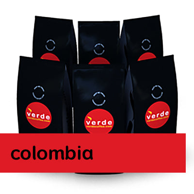 Colombian Single Origin Coffee Beans