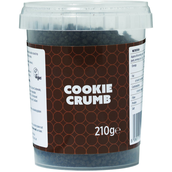 Zuma Cookie Crumb Topping 210g