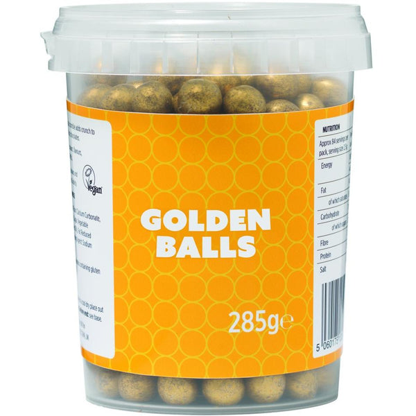 Zuma Golden Balls Topping 285g