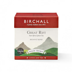 Birchall Great Rift Breakfast Blend - 250g Loose Leaf Tea