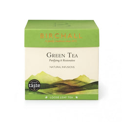 Birchall Green Tea - 125g Loose Leaf Tea
