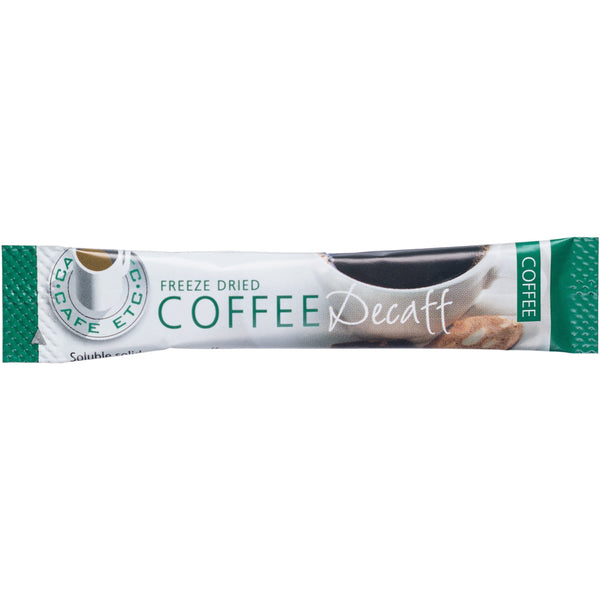 Decaffeinated Instant Coffee Sticks (250)