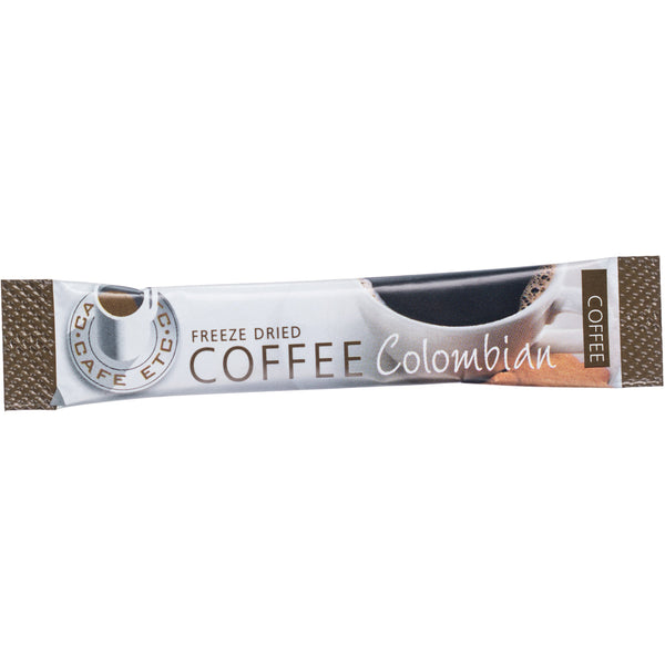 Colombian Instant Coffee Sticks (250)