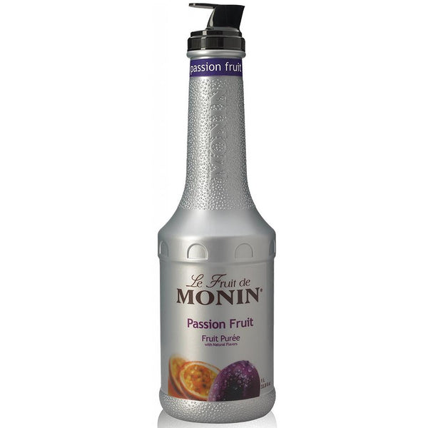 Monin Passion Fruit Puree 1 Litre