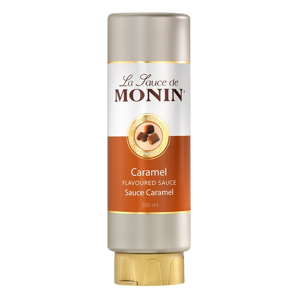 Monin Caramel Sauce 500ml