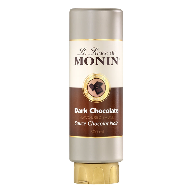 Monin Dark Chocolate Sauce 500ml