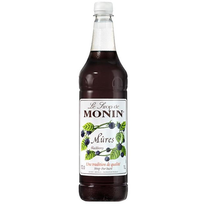 Monin Blackberry Syrup 1 Litre
