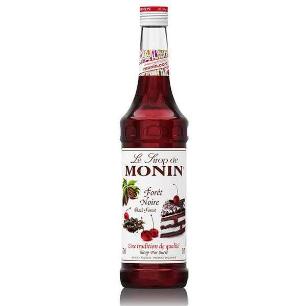 Monin Black Forest Syrup 70cl