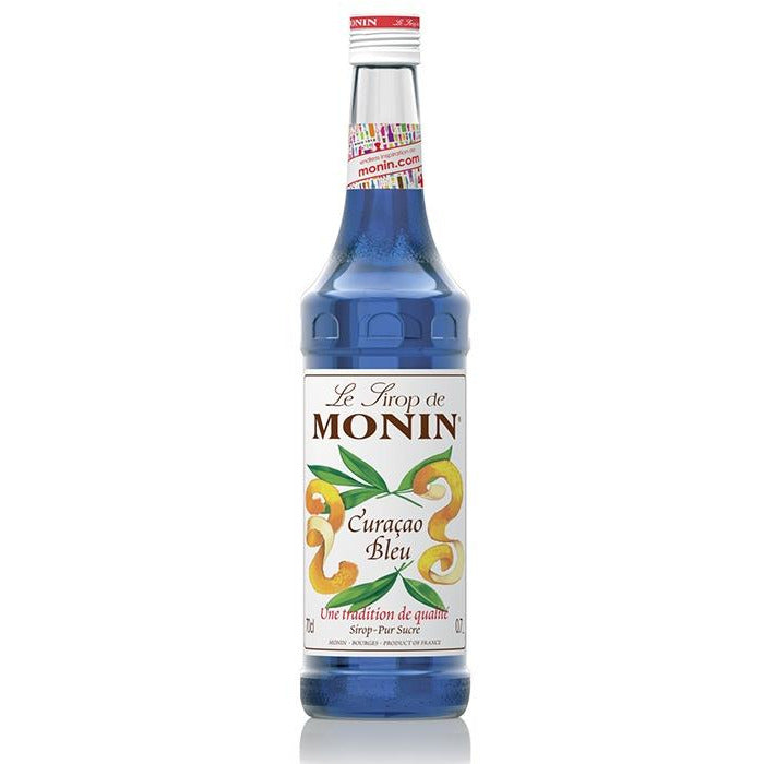 Monin Blue Curacao Syrup 70cl