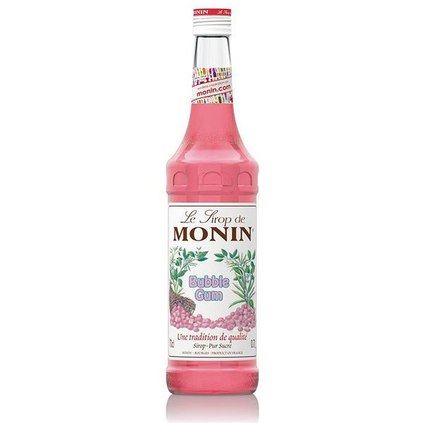 Monin Bubble Gum Syrup 70cl