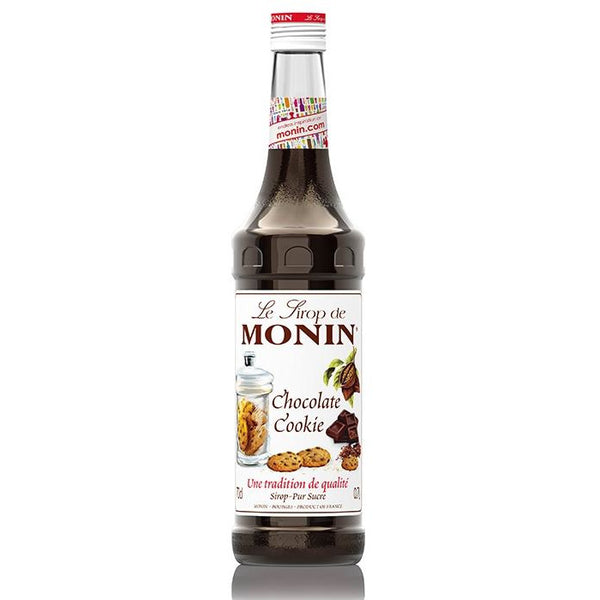 Monin Chocolate Cookie Syrup 70cl