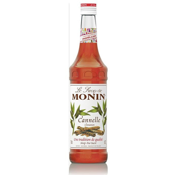 Monin Cinnamon Syrup 70cl 10% Discount