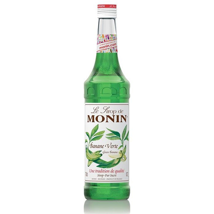 Monin Green Banana Syrup 70cl