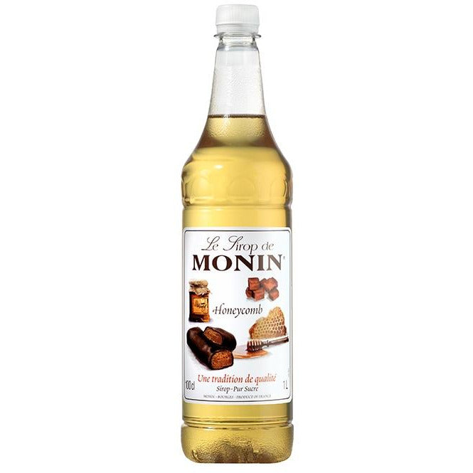 Monin Honeycomb Syrup 1 Litre