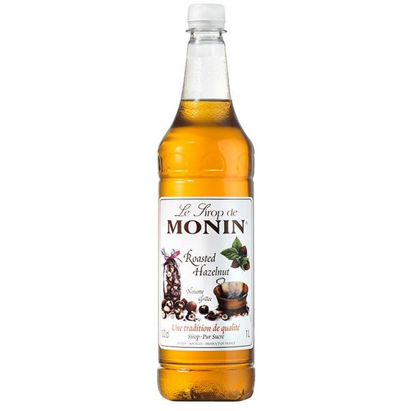Monin Roasted Hazelnut Syrup 1 Litre