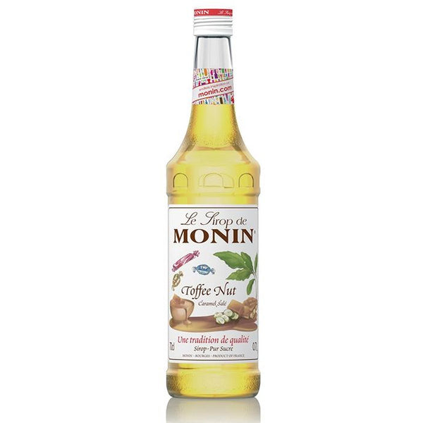 Monin Toffee Nut Syrup 70cl