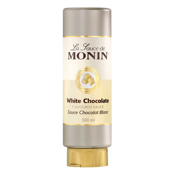 Monin White Chocolate Sauce 500ml
