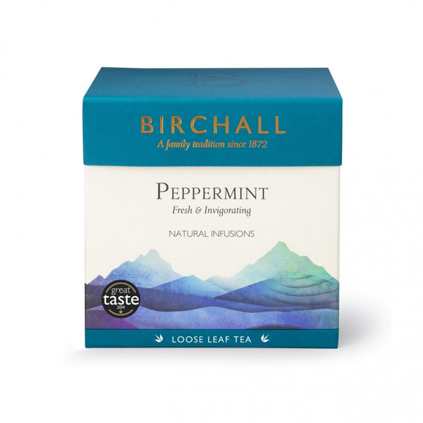 Birchall Peppermint - 75g Loose Leaf Tea