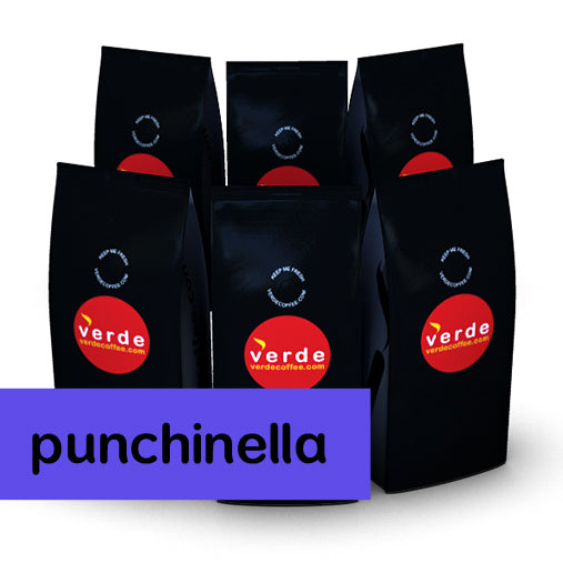 Punchinella Coffee Beans