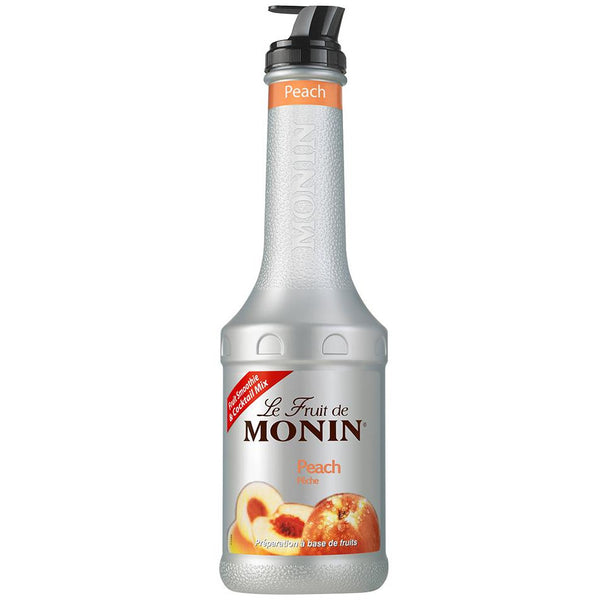 Monin Peach Puree 1 Litre