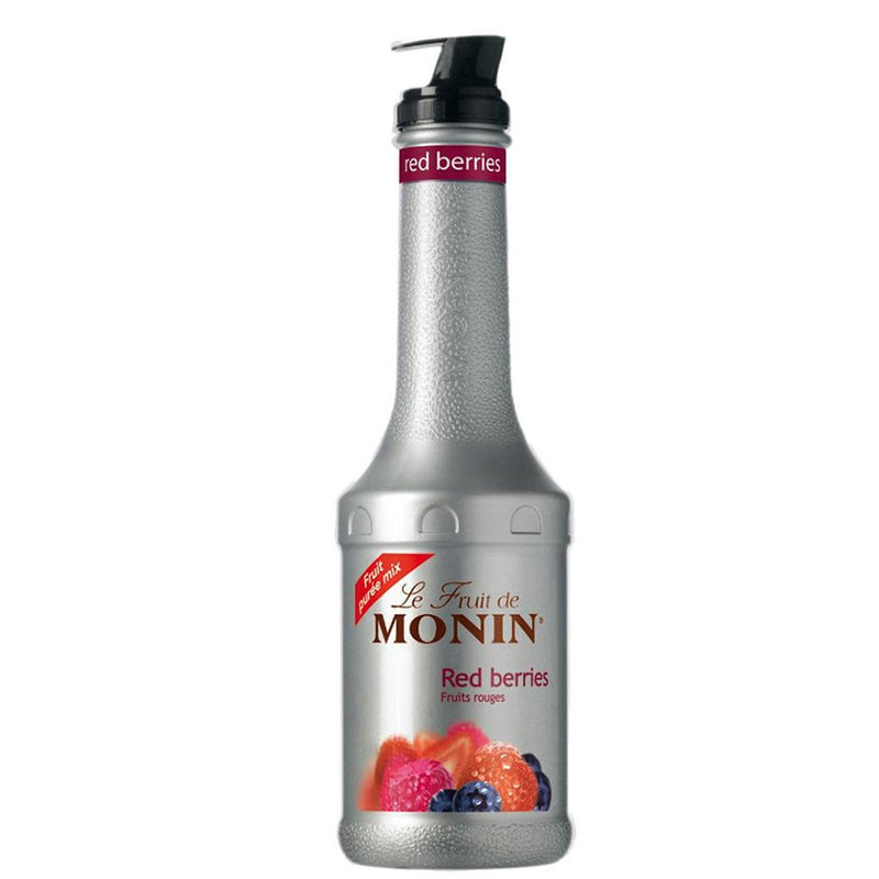 Monin Red Berries Puree 1 Litre