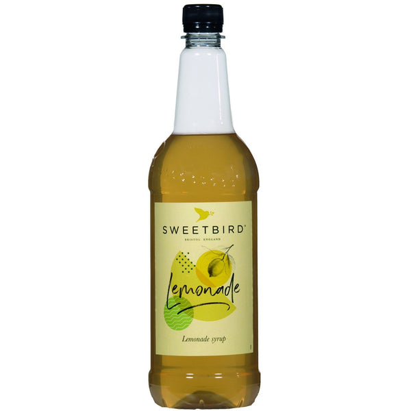 Sweetbird Traditional Lemonade Syrup 1 Litre