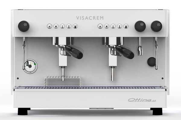 Ottima 2.0 Espresso Machine 2 Group White
