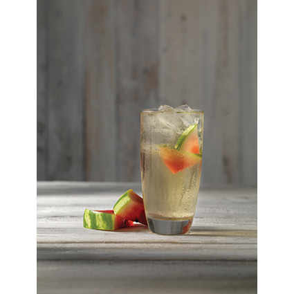 Sweetbird Watermelon Iced Green Tea Syrup 1 Litre