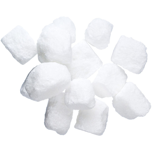 Rough Cut Sugar Cubes White - Box of 750g