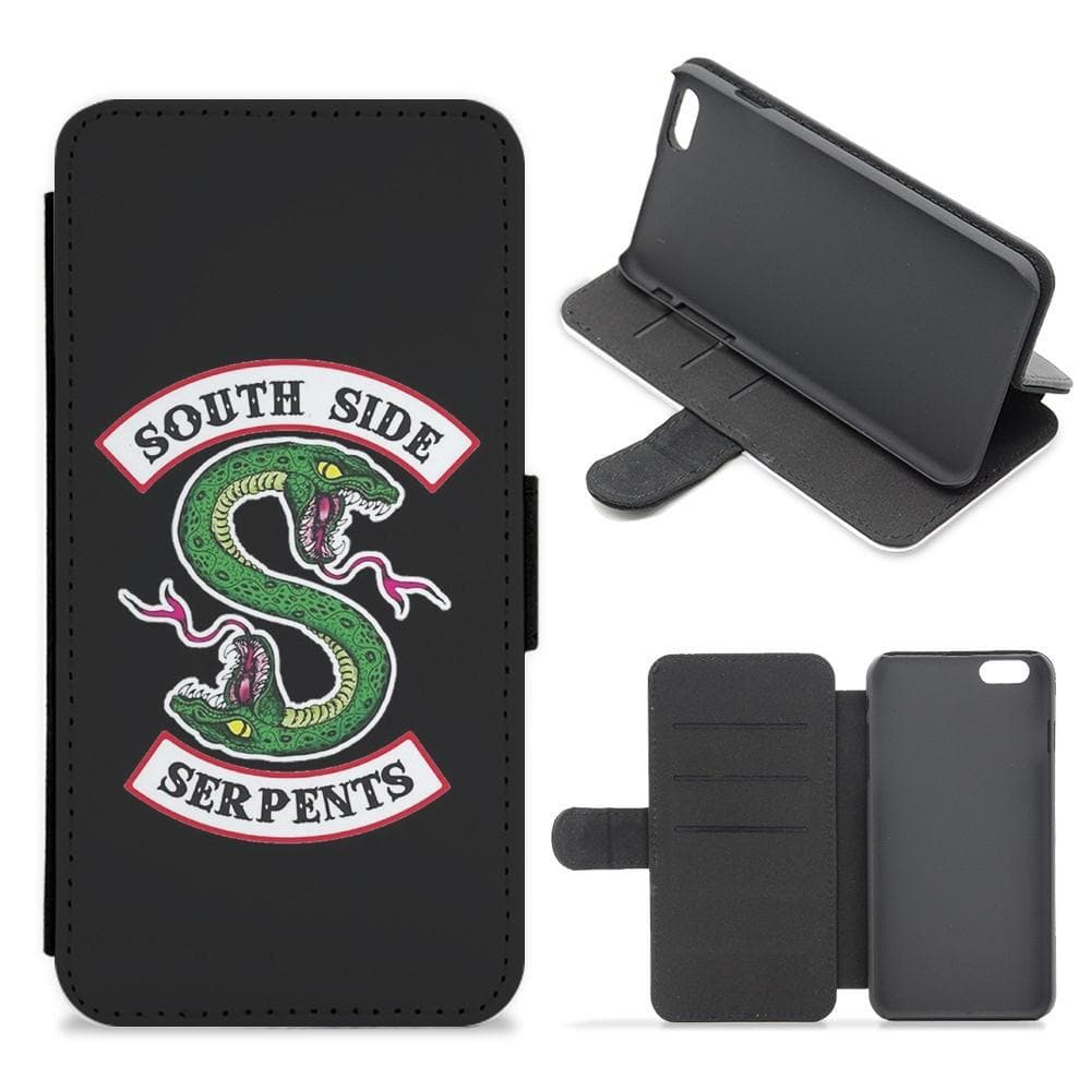 Southside Serpents - Riverdale Flip / Wallet Phone Case - Fun Cases