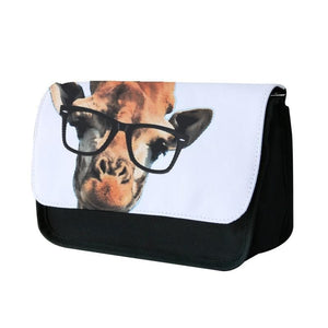 Hipster Giraffe Tumblr Pencil Case - Fun Cases