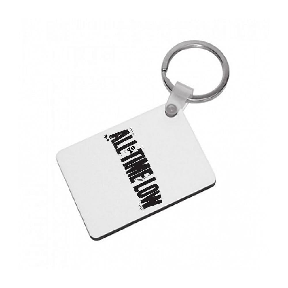 All Time Low Logo Keyring - Fun Cases