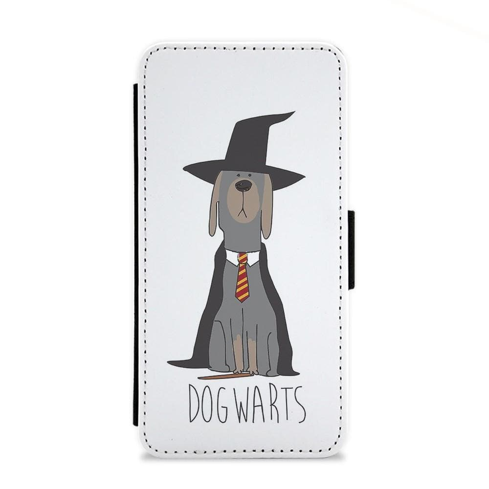 Dogwarts - Harry Potter Flip Wallet Phone Case - Fun Cases