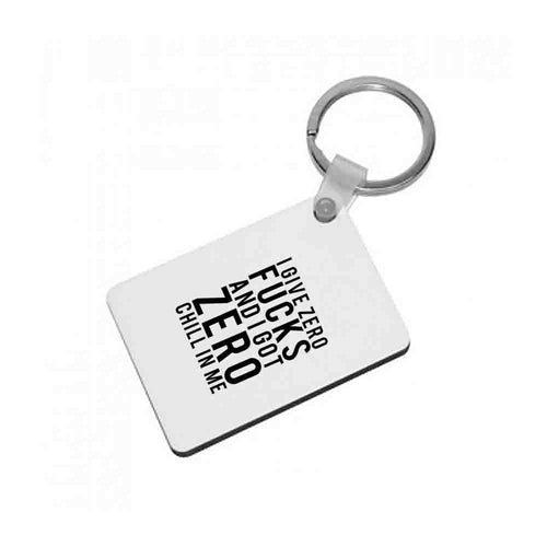 Araiana Grande - Side 2 Side Keyring - Fun Cases