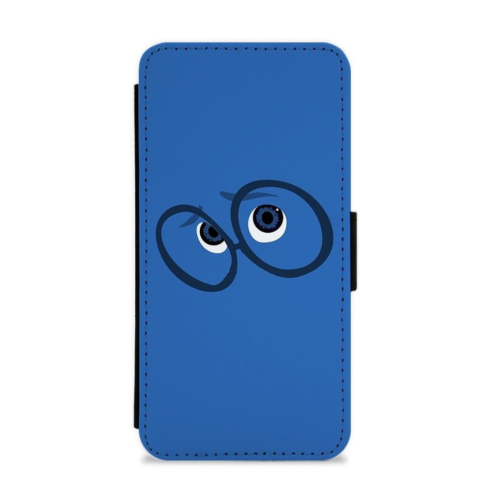 Sadness - Inside Out Flip / Wallet Phone Case - Fun Cases