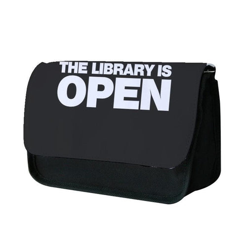 The Library is OPEN - RuPaul's Drag Race Pencil Case