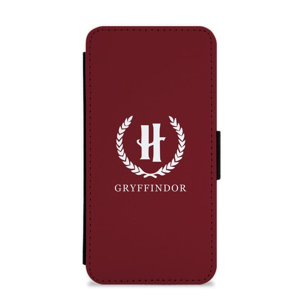 Gryffindor - Harry Potter Flip / Wallet Phone Case - Fun Cases