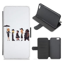 The Coven - American Horror Story Flip / Wallet Phone Case - Fun Cases