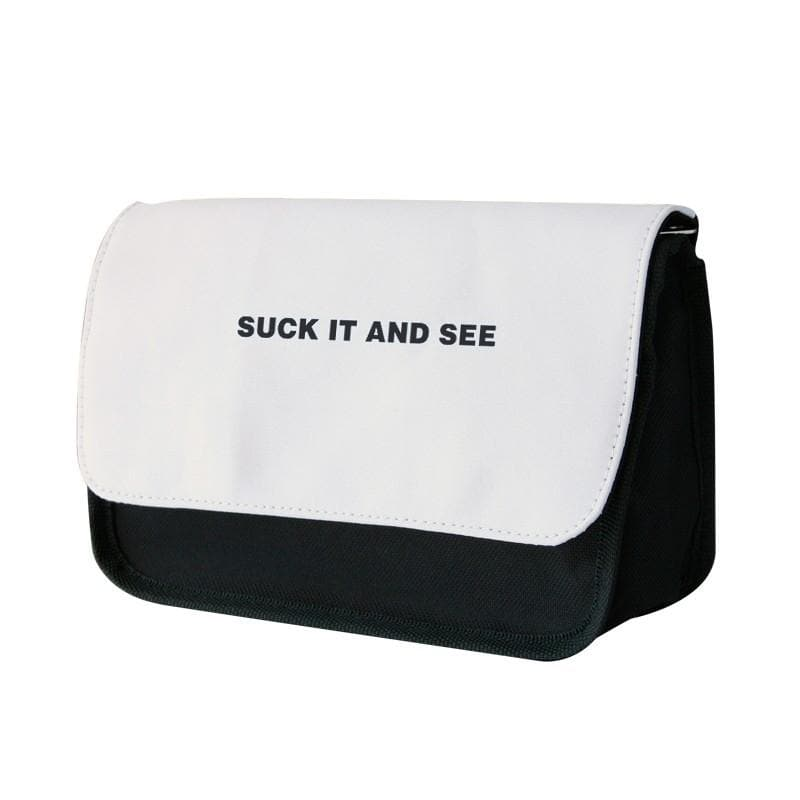 Suck It and See - Arctic Monkeys Pencil Case - Fun Cases