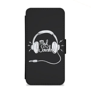 Mad Sounds - Arctic Monkeys Flip Wallet Phone Case - Fun Cases