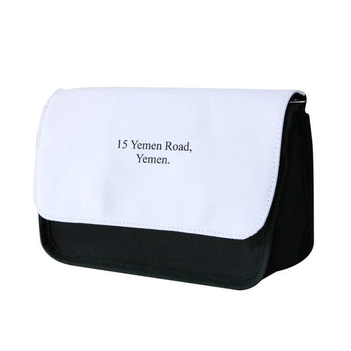 15 Yemen Road, Yemen - Friends Pencil Case - Fun Cases