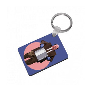 Kevin's Chilli - The Office Keyring - Fun Cases