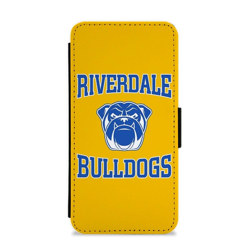 Riverdale Bulldogs Flip / Wallet Phone Case - Fun Cases