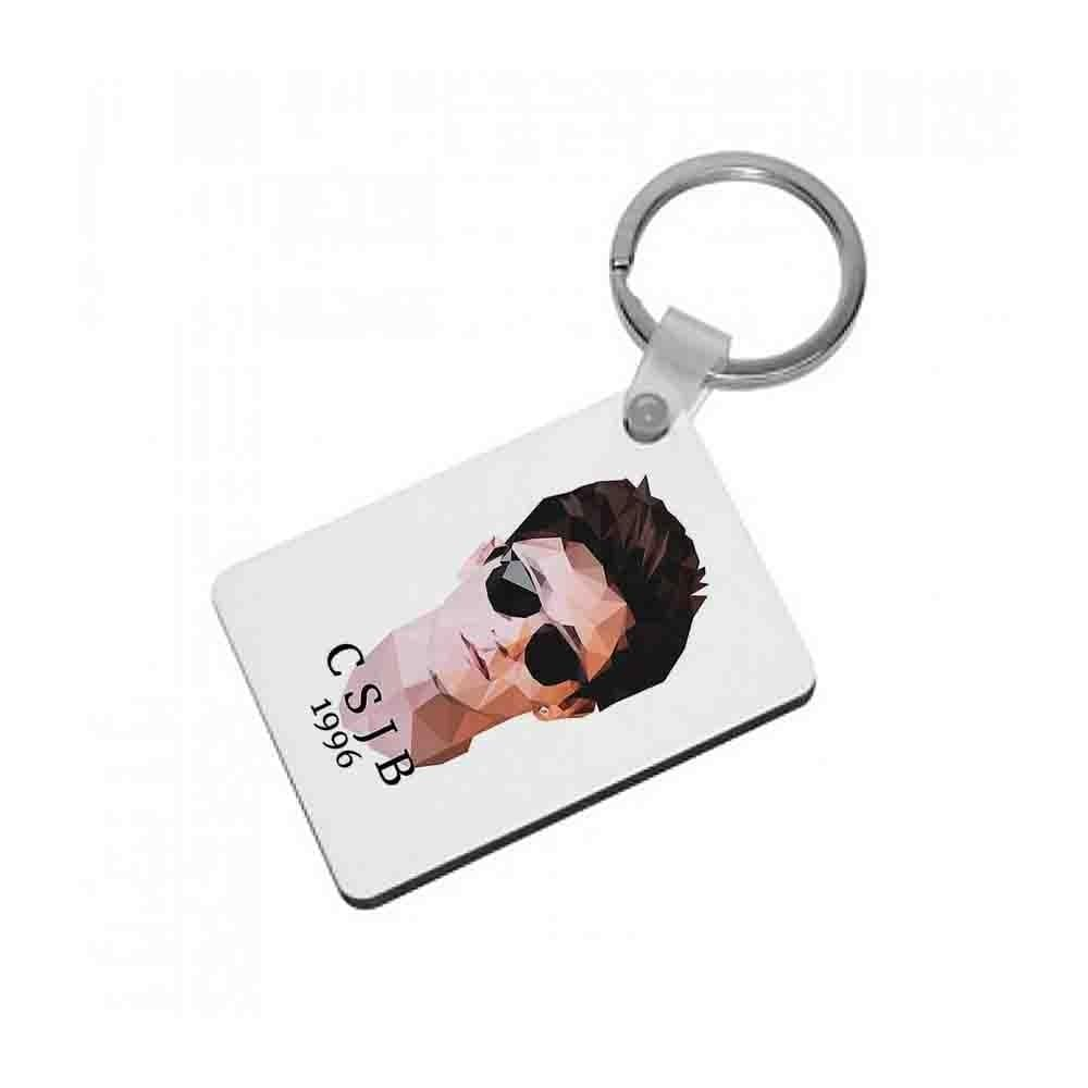 Connor Ball Cartoon - The Vamps Keyring - Fun Cases