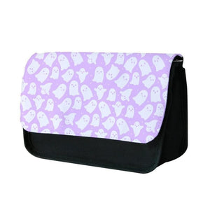 Ghost Pattern Pencil Case - Fun Cases