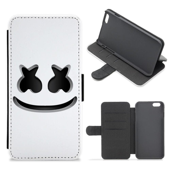 Marshmello Helmet Flip / Wallet Phone Case - Fun Cases